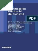 Planificación territorial del turismo