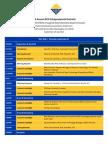 3rd Annual ACS Entrepreneurial Summit, Sept. 17-18, 2015 in Washington, DC Preliminary Program