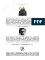 Biografia de Filosofos Del Mundo