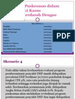 Program Puskesmas Dalam Menangani Kasus Demam Berdarah Dengue