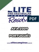 ELITE Resolve Afa2009 Por