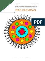 Madalas FIGURAS Geometricas VARIADAS