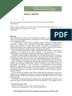 +Revista Uruguaya de psic. Una historia de histeria y misterio