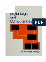 Digital Logic And Computer Design By M Morris Mano 2nd Edition