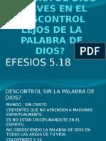 EFESIOS 5.18xx