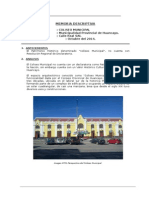 Coliseo Municipal de Huancayo