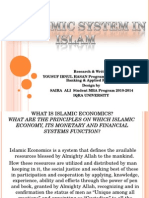 1.. in Search of Islamic Economics NEW