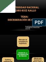 Ppt Discriminacion Precios Resumen