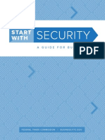 Start With Security FTC Business Initiative