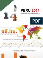 Exportacion Minera Peru 2014