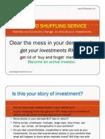 Portfolio Shuffling Service-PSS