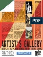 Blam - Artists Gallery