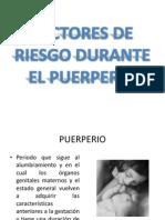 FACTORES DE RIESGO DURANTE EL PUERPERIO.pdf