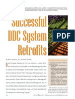 ASHRAE Journal - Retrofitting DDC Controls ASHRAE Journal June 2004