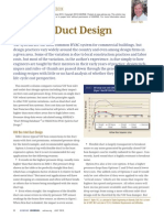 ASHRAE Journal - VAV Box Duct Design - Taylor