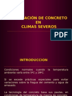 Concreto en Climas Calidos