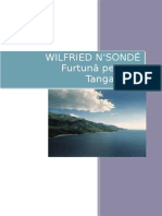 Wilfried N'Sonde Furtuna Pe Lacul Tanganyika