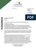PR-Entwurf Eines Gesetzes Zur Änderung Des Niedersächsischen Maßregelvollzugsgesetzes