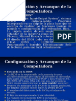 Configurcion y Arranque Pc