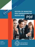 Gestion en Marketing