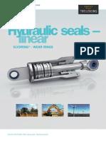 Slydring Trelleborg Hydraulic Seals