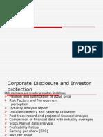 Corporate Governance & Corporate Social Responsibility
