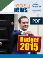 Easy News Budget Special 2015 FINAL