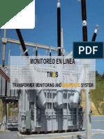 Monitoreo en Linea de Transformadores