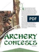 Archery Contests En5ider