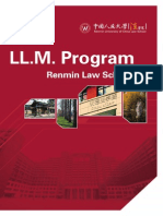 Ll.m. Program (Ruc)