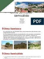 Clima semiseco-semicálido