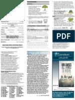 july 25 2015 bulletin