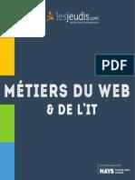 CareerBuilder Métiers Du Web Et de L'IT