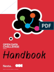 Open Data Challenge Series Handbook