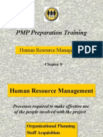 PMP Preparation Training