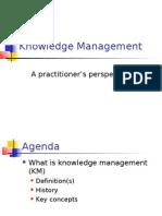 Copy of KnowledgeManagement-101