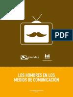 5 Los Hombres en Los Medios de Comunicacion