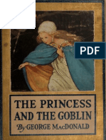 MacDonald - Princess and the Goblin (1920)