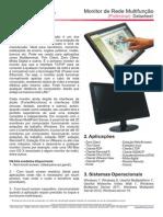 Datasheet Monitor de rede multifunção V0.7p