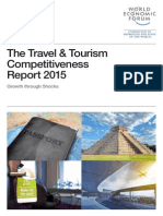 WEF Global Travel&Tourism Report 2015