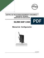 Manual de DAP-1360 v2013