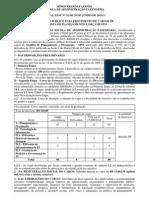 Edital Esaf Apo n 32 2015