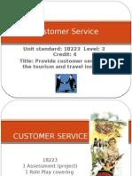 Customer Service (all staff) - Instructor Notes v1 0 ppt