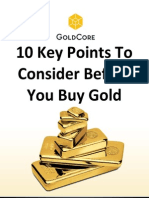 10 Important Things to Consider When You Buy Gold -Final