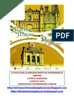 Martes Mayor Plasencia 2015 Italiano