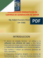 Diagnosticos Centros de Vapor