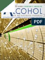 Estudio sobre el consumo de alcohol en el Distrito Federal