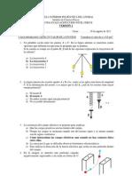 2012 - Verano Fisica 0B Ingenierias 2da Evaluacion v1