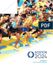 2014 1201 Boston2024 4 Sports Venues Print