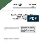 2006 PWC-Boats Tech Update Troubleshooting